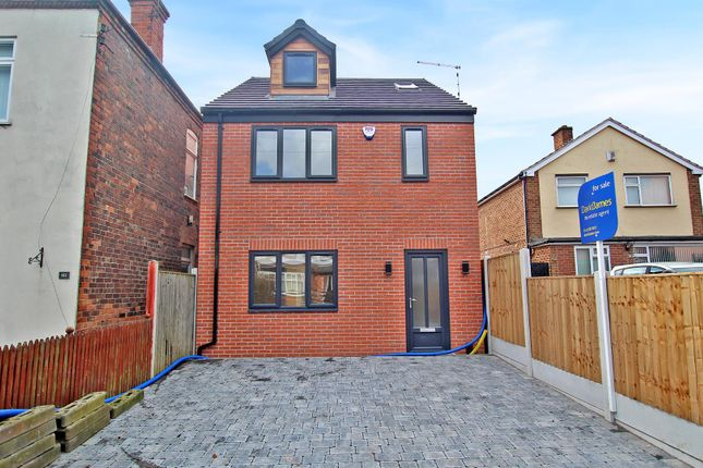 Thumbnail Detached house for sale in Standhill Road, Carlton, Nottingham