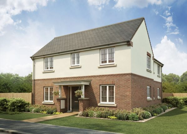 Thumbnail 4 bed property for sale in Dunston Road, Chesterfield