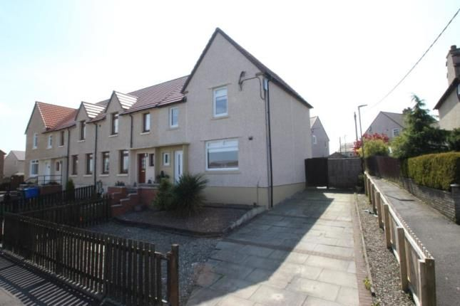 Thumbnail End terrace house for sale in Mamre Drive, California, Falkirk, Stirlingshire