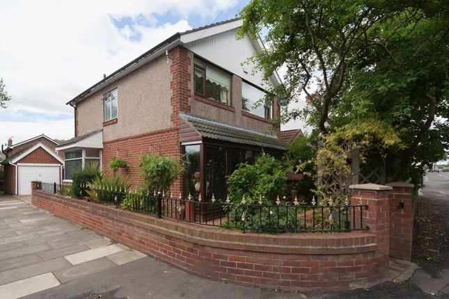 Thumbnail Detached house for sale in Uplands, Monkseaton, Whitley Bay