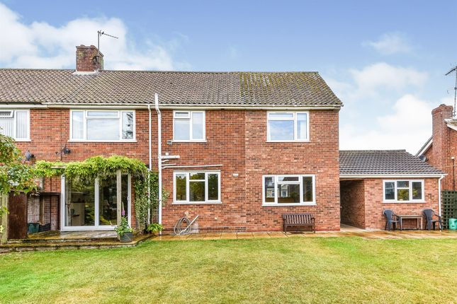 Semi-detached house for sale in Downs Close, Hunstanton