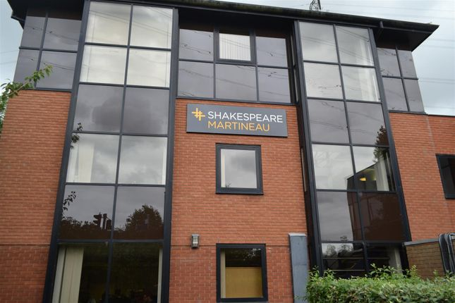 Office to let in Meridian South, Meridian Business Park, Leicester