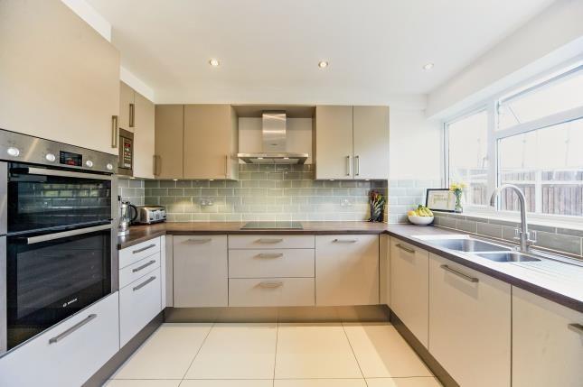 Kitchen of Ridge Langley, South Croydon CR2