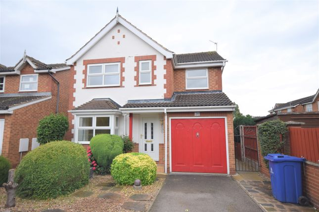 Thumbnail Detached house to rent in High Alder Road, Bessacarr, Doncaster