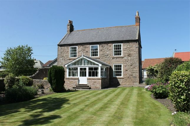 Thumbnail Detached house for sale in The Green, East Ord, Berwick-Upon-Tweed