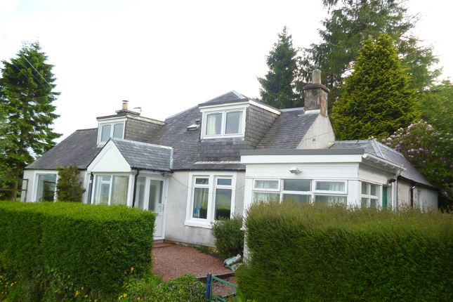 Thumbnail Cottage for sale in Pinewood Cottage, Chapelbrae, Moffat
