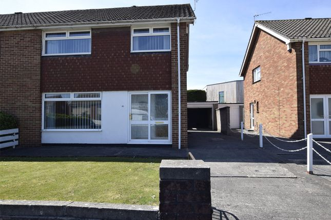 Thumbnail Semi-detached house for sale in Hareclive Road, Bristol