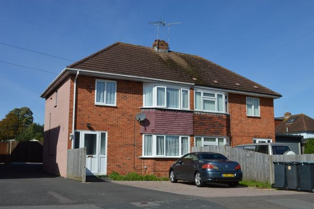Thumbnail Semi-detached house for sale in Serpentine Road, Widley, Waterlooville