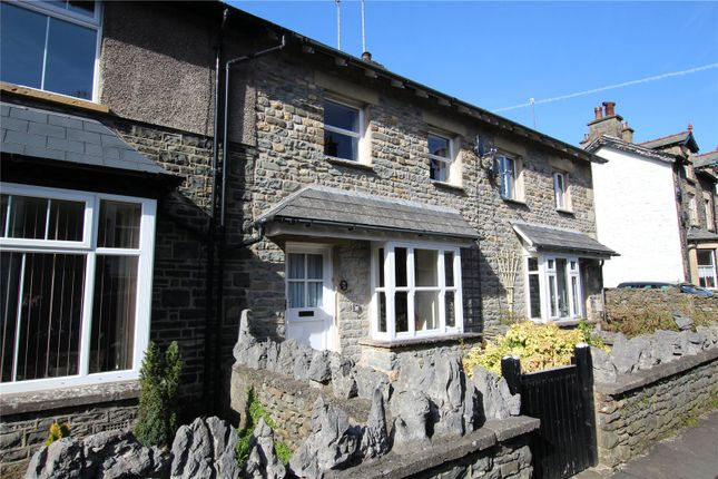 Thumbnail Terraced house for sale in 26 Bainbridge Road, Sedbergh, Cumbria