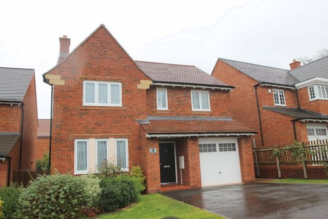 Thumbnail Detached house for sale in Jupiter Road, Stratford-Upon-Avon
