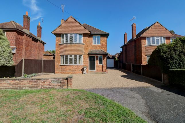Thumbnail Detached house for sale in Bagshot Road, Knaphill, Woking