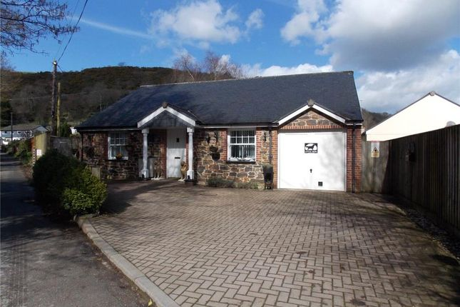 Thumbnail Detached bungalow for sale in Keveral Lane, Seaton, Cornwall