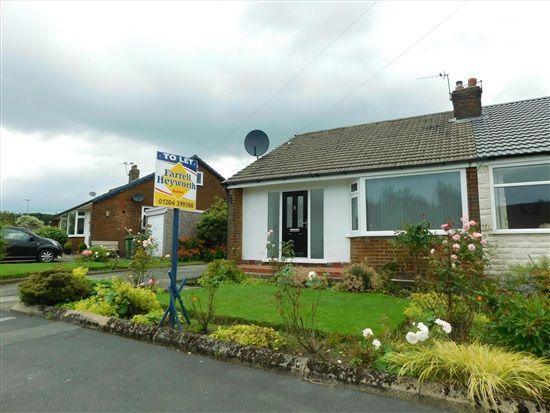 Thumbnail Bungalow to rent in Whitegate Drive, Bolton
