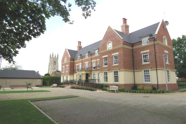 Thumbnail Flat for sale in Cemetery Road, Eynesbury, St. Neots