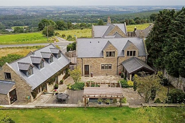 Thumbnail Detached house for sale in Belland Lane, Stonedge, Ashover, Chesterfield