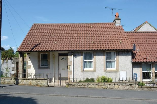 Thumbnail Bungalow to rent in Main Street, Gargunnock