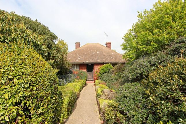 Thumbnail Detached bungalow for sale in Creeksea Ferry Road, Canewdon, Rochford