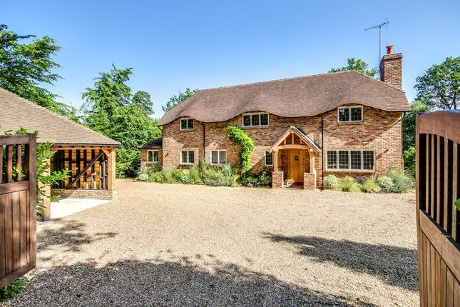 Thumbnail Detached house for sale in Fir Tree Lane, West Chiltington