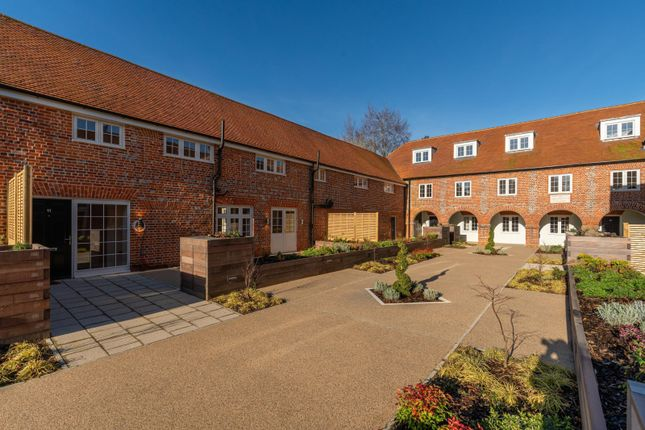 Thumbnail End terrace house for sale in Wordsworth Court, Laureate Gardens, Henley-On-Thames