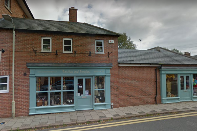 Thumbnail Retail premises to let in New Street, Oakham