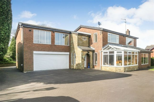 Thumbnail Detached house for sale in Brooklyn Avenue, Rochdale, Lancashire