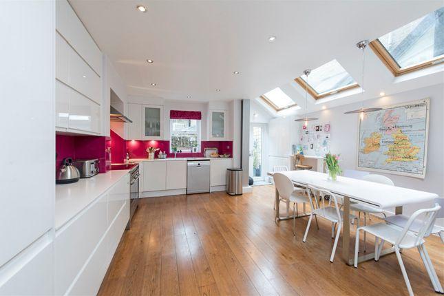 Thumbnail Terraced house for sale in Tregarvon Road, Battersea, London