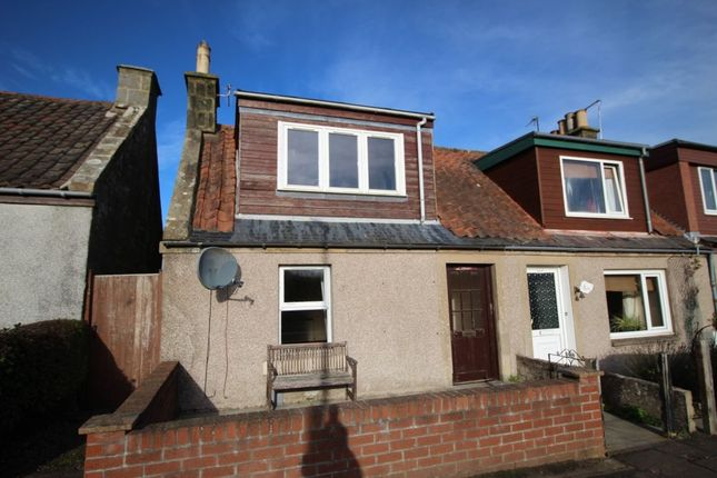 Thumbnail Semi-detached house for sale in Knowehead, Freuchie, Cupar