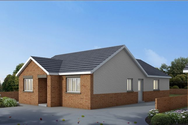 Thumbnail Detached bungalow for sale in Development Site, Waterloo Road, Penygroes, Llanelli, Carmarthenshire.