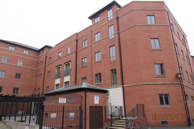 Thumbnail Flat to rent in Winchester House, The Square - Seller Street, Chester