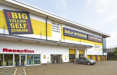 Thumbnail Warehouse to let in Big Yellow Self Storage Tolworth, 225 Hook Rise South, Tolworth, Surrey