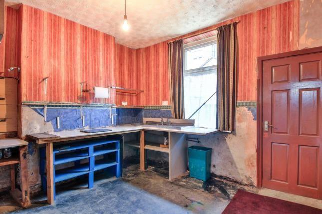 Kitchen of Saxon Street, Burnley, Lancashire BB10