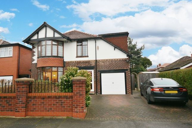 Thumbnail Detached house for sale in Richmond Hill Road, Cheadle