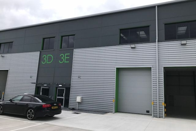 Thumbnail Industrial to let in Unit 3E (6) Eaton Point, Matrix Park, Chorley