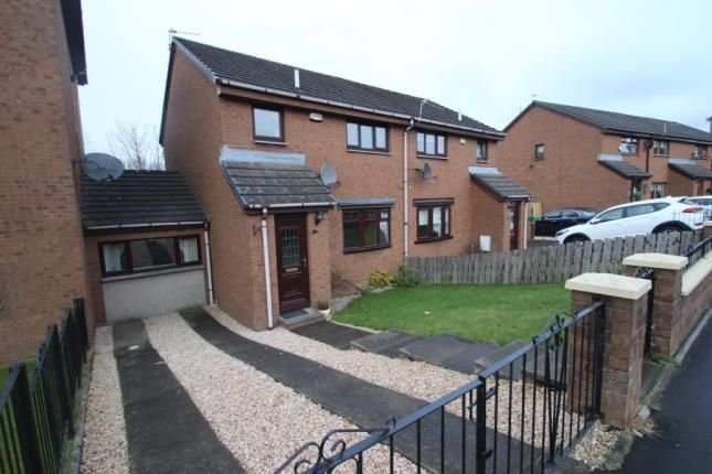Thumbnail Semi-detached house for sale in Alexander Street, Dunbeth, Coatbridge