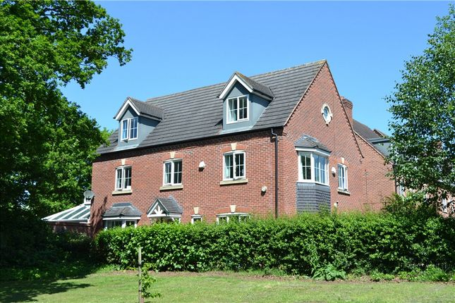 Thumbnail Detached house for sale in Foxwood Drive, Binley Woods, Coventry, Warwickshire
