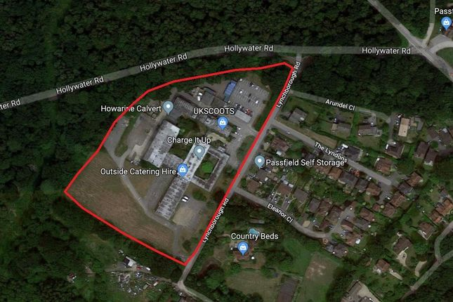 Thumbnail Industrial for sale in Passfield Business Centre, Lynchborough Road, Passfield, Liphook