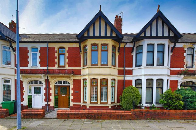 Thumbnail Property for sale in Blenheim Road, Roath, Cardiff