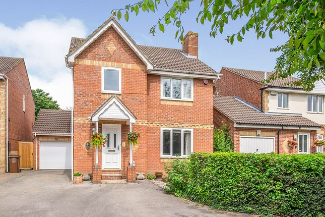 Thumbnail Detached house for sale in Cranmere Court, Strood, Rochester, Kent