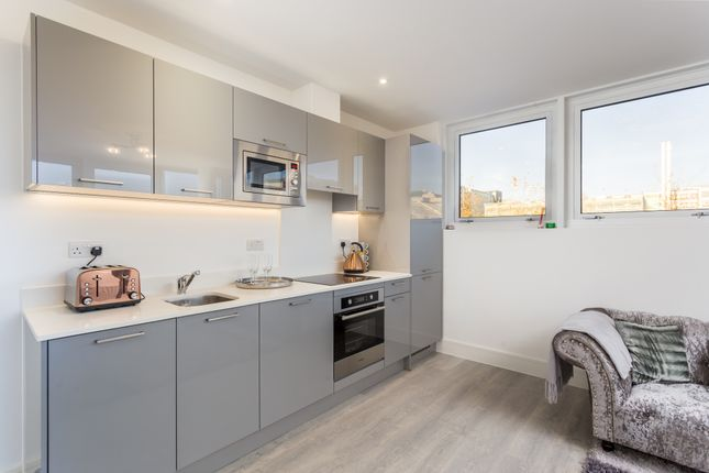 Thumbnail 1 bed flat for sale in Avebury Boulevard, Central Milton Keynes