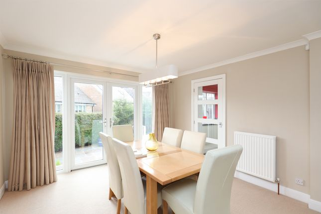Dining Room of Furniss Avenue, Dore, Sheffield S17