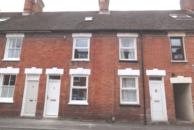 Thumbnail Terraced house to rent in Greencroft Street, Wiltshire