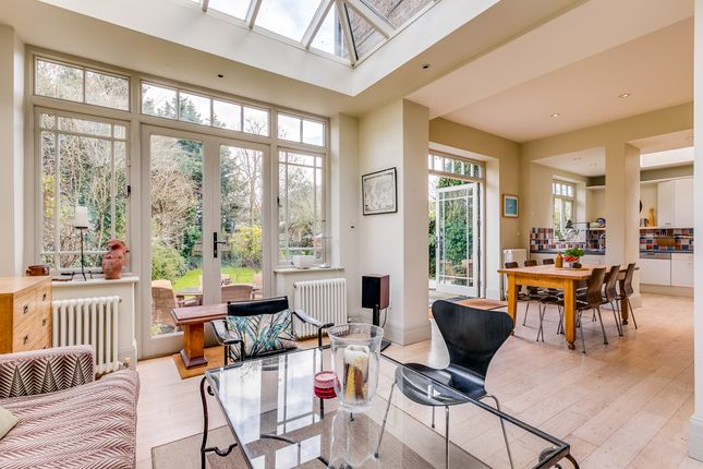Thumbnail Detached house for sale in Sutton Court Road, London