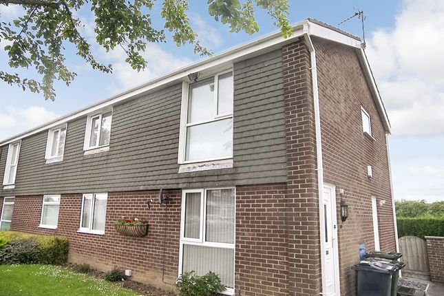 Thumbnail Flat to rent in Brookside, Dudley, Cramlington