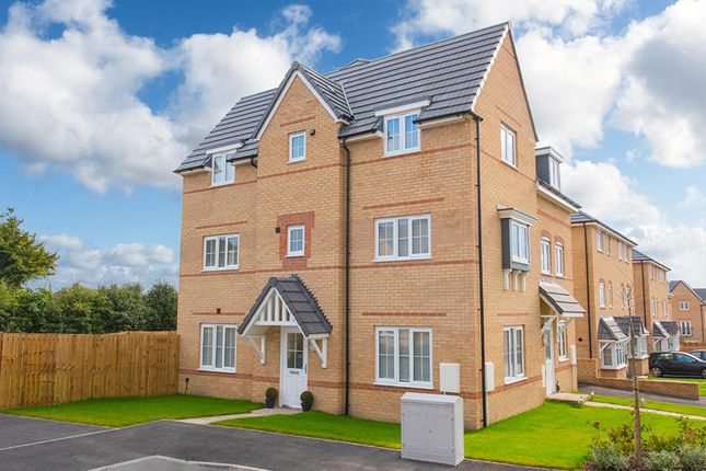 """Thumbnail End terrace house for sale in """"Brentwood"""" at Station Road, Methley, Leeds"""