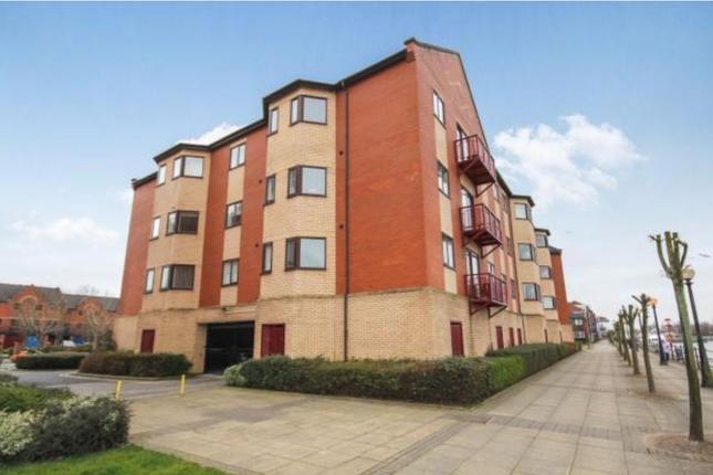 Thumbnail Duplex to rent in Victoria Mansions, Navigation Way, Preston, Lancashire, Preston