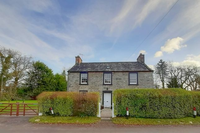 3 bed detached house for sale in Haugh Of Urr, Castle Douglas DG7