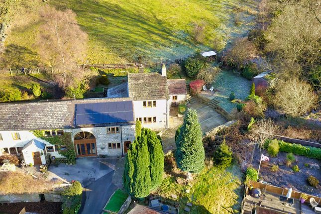 Thumbnail Semi-detached house for sale in Woodbottom Farm, Woodbottom Place, Hollins Road, Walsden