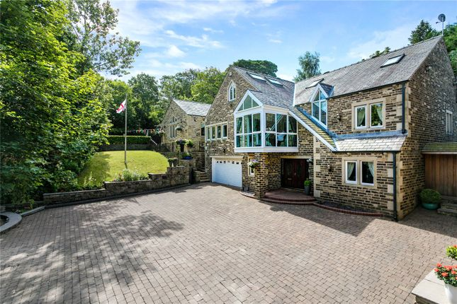 Thumbnail Detached house for sale in Shaws Lane, Uppermill, Saddleworth, Oldham