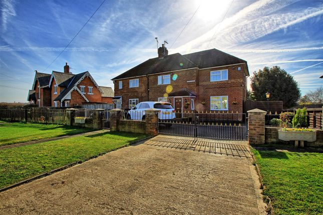 Thumbnail Semi-detached house for sale in Eastwick, Harlow