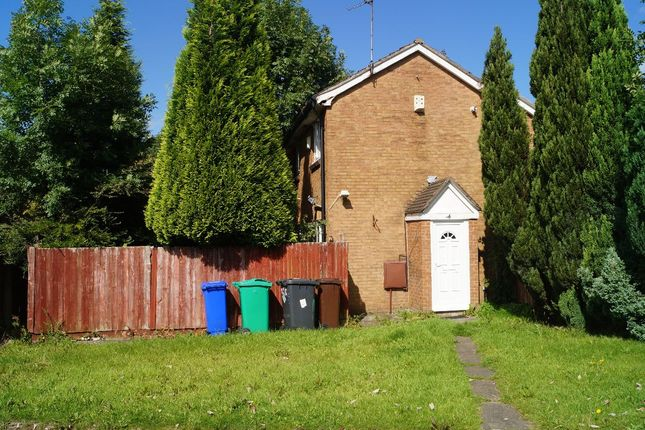Thumbnail Semi-detached house for sale in Lockhart Close, Manchester